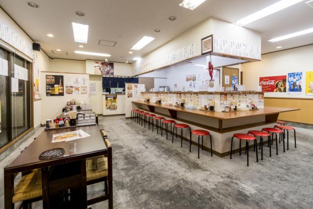 麺蔵・高崎東口店